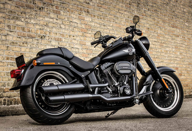 Harley Davidson Fat Boy 2017