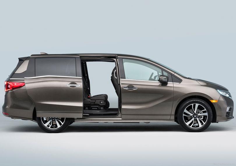 Honda Odyssey 2018 foto
