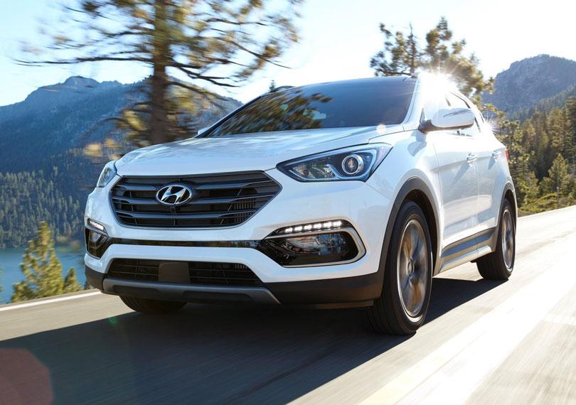 Sobre Hyundai Santa Fé 2018 Hyundai-Santa-Fe-2018