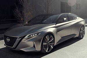 Nissan Vmotion 2.0 Concept 2017