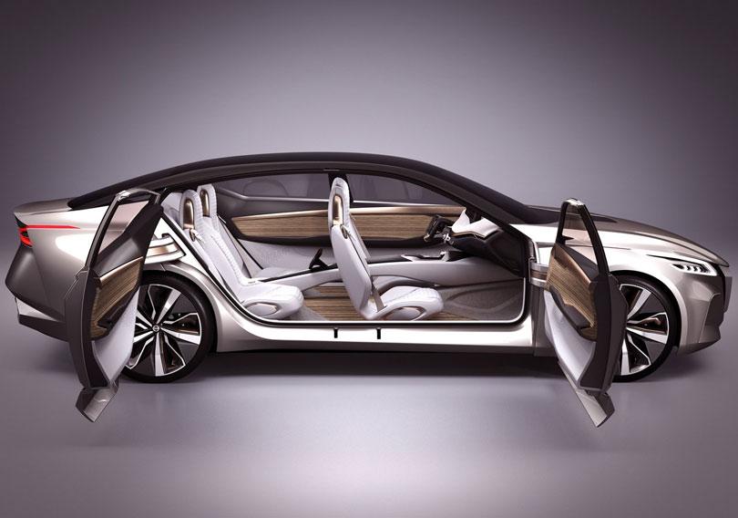 Nissan Vmotion 2.0 Concept 2017 foto