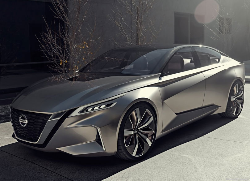 Nissan Vmotion 2.0 Concept 2017