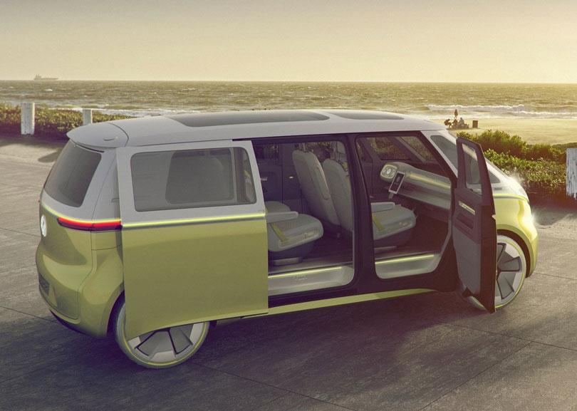 Volkswagen I.D. Buzz 2017 foto