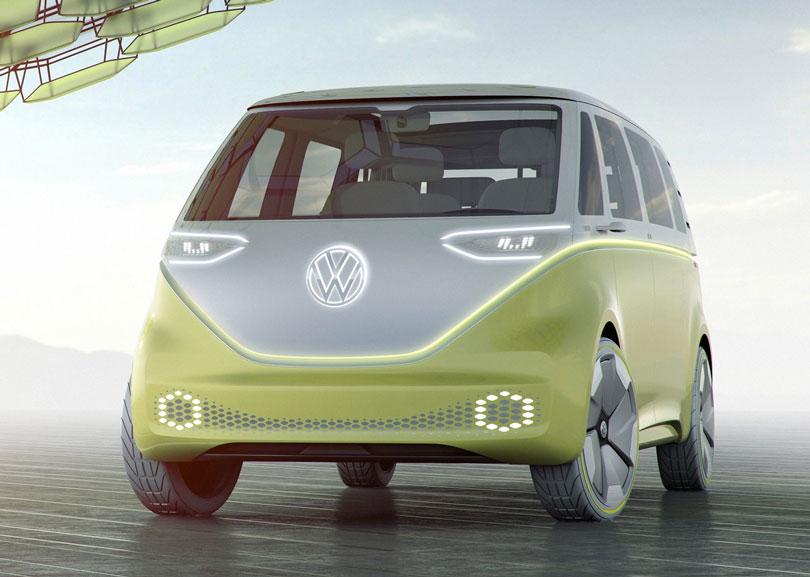 Volkswagen I.D. Buzz 2017
