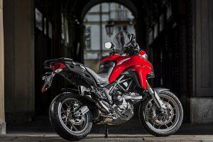 Ducati Multistrada 950 2017 - Foto traseira