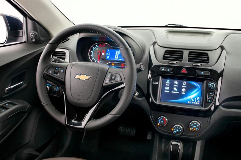 Chevrolet Cobalt 2018 interior