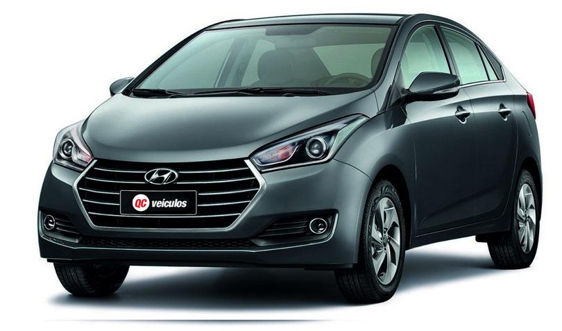 Hyundai HB20S 2018