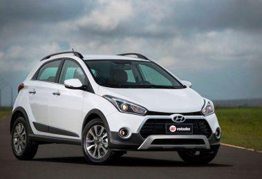 Hyundai HB20x 2018
