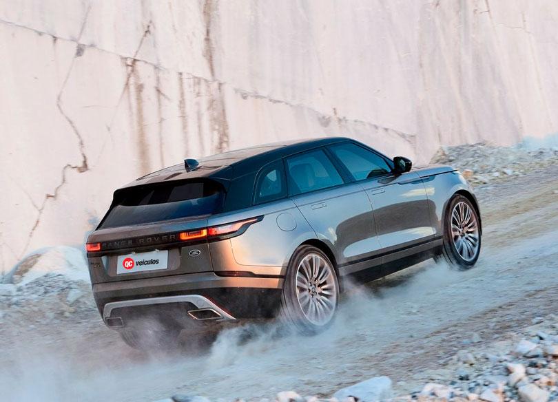 Range Rover Velar 2017 traseira