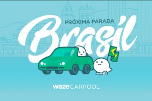 Waze Carpool Brasil