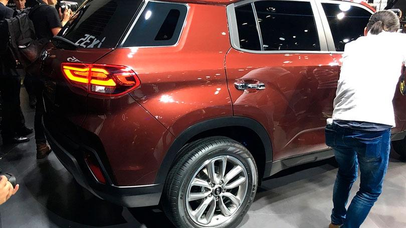 Hyundai ix35 2018 traseira