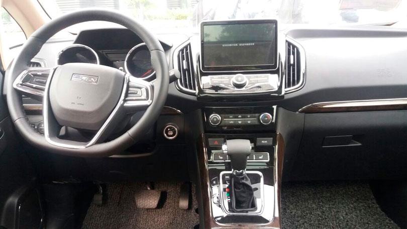 Lifan M7 2018 interior