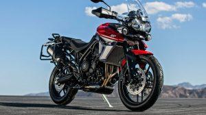 Triumph Tiger 800 2017