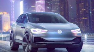 Volkswagen ID Crozz 2017