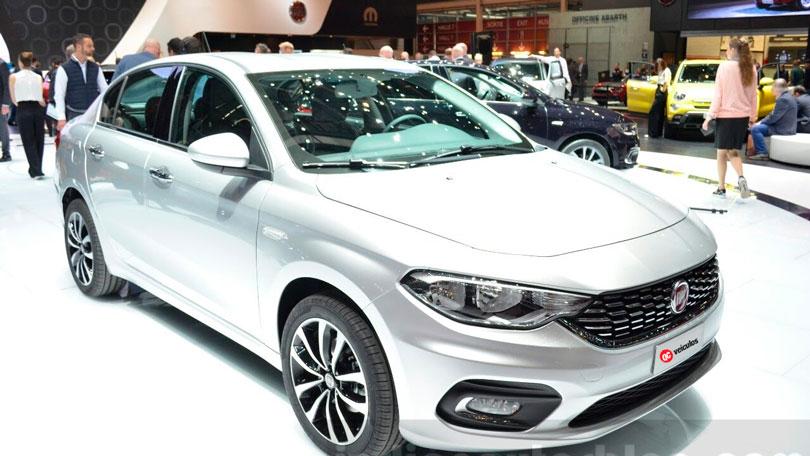 Fiat Argo Sedã 2018