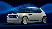Honda Urban EV 2019