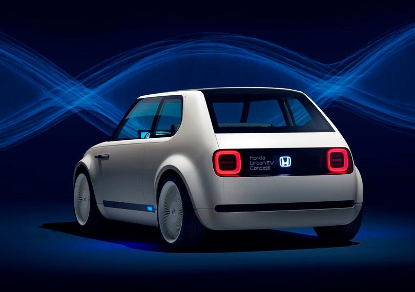 Honda Urban EV 2019 traseira