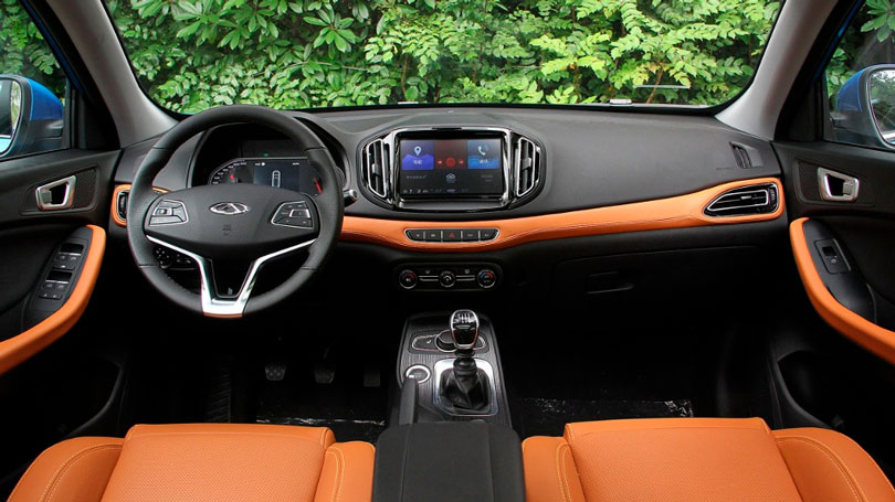Chery Tiggo Interior Pictures To Pin On Pinterest Thepinsta