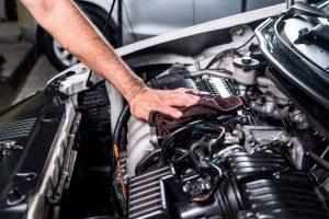 Descarbonização do motor