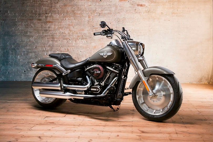 Harley Davidson Fat Boy 2018