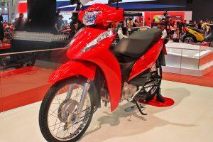 Honda Biz 2018: Honda Biz 125