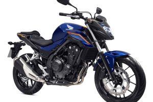 Honda CB500 2018