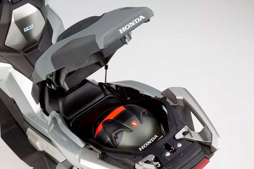 Honda X-ADV 2018 bagageiro