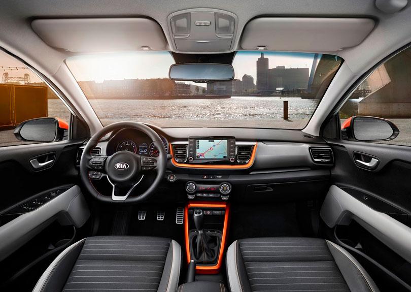 Kia Stonic 2018 interior