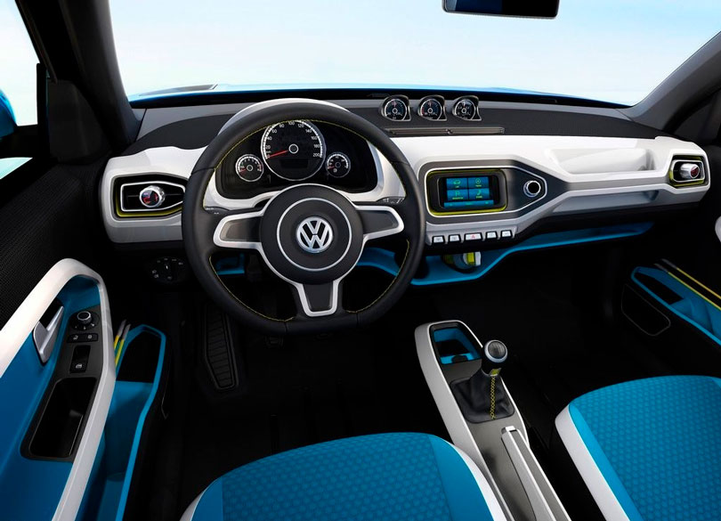 VW Taigun 2020 interior