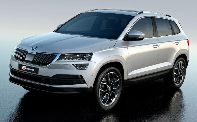 VW Tharu 2018 Skoda Karoq