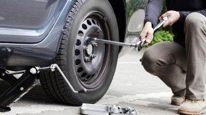 Vulcanização de pneus