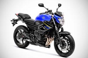 Yamaha XJ6 2018