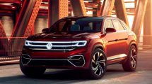 Volkswagen Atlas Cross Sport 2018