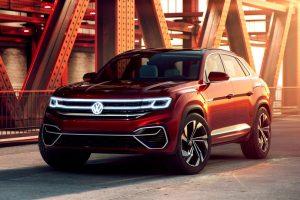 Volkswagen Atlas Cross Sport 2018