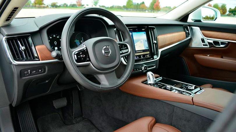 Volvo S90 T8 2018 interior
