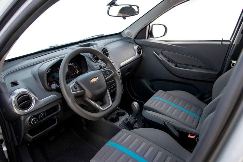 Chevrolet-Montana-2019-interior