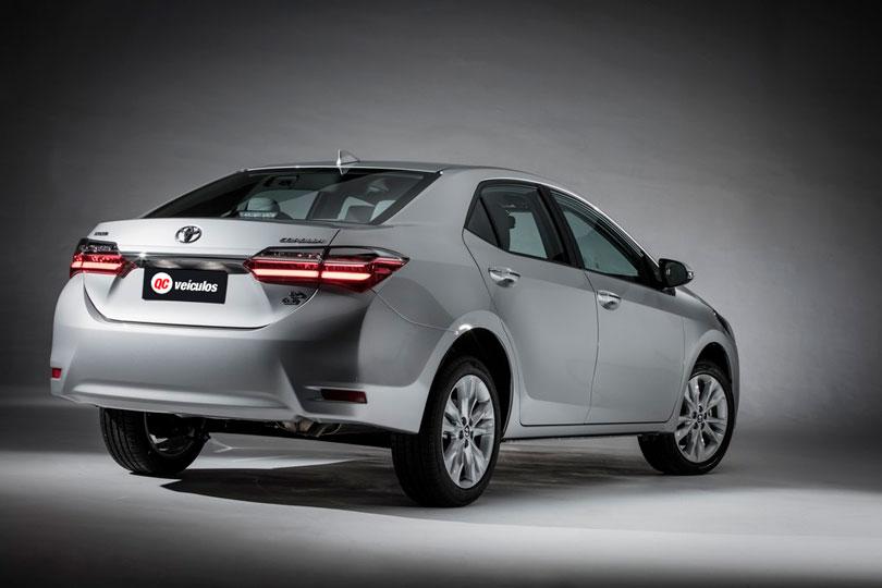 Toyota Corolla 2019 traseira