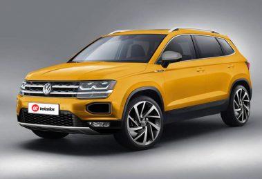 Volkswagen Tarek 2020