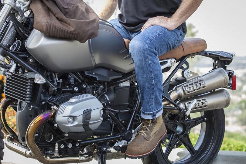 Botas-para-motociclista