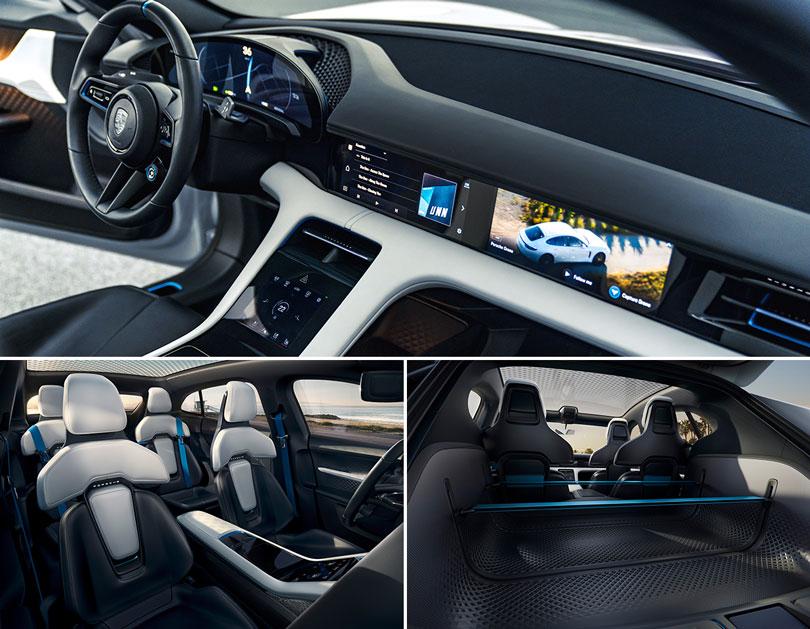 Porsche-Taycan-2019-interior