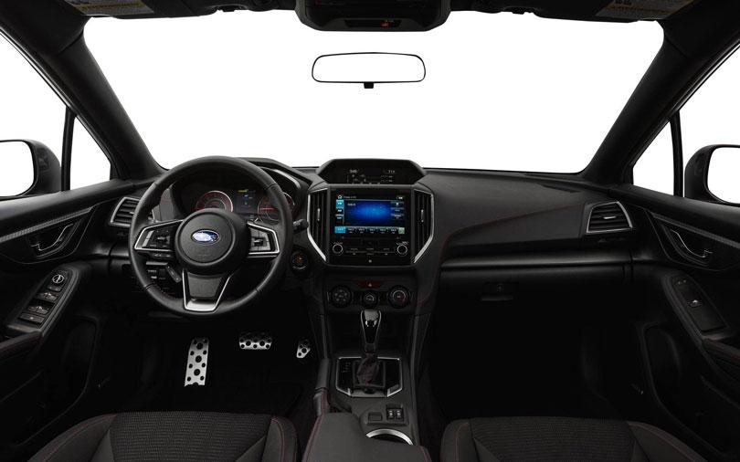 Subaru-Impreza-2018-interior