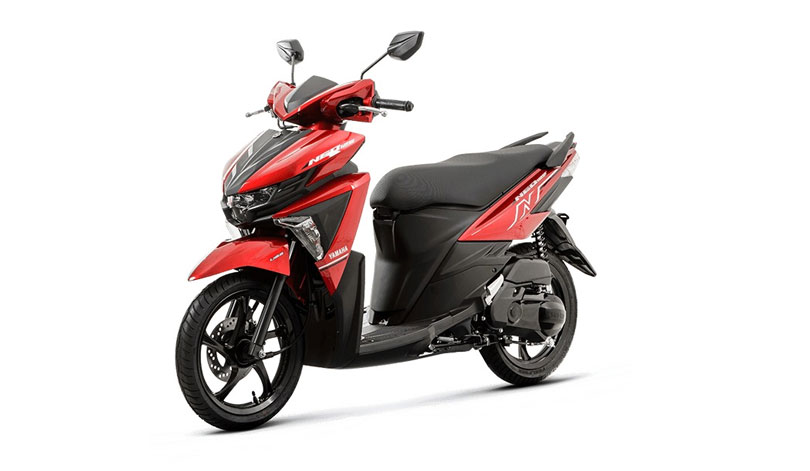Yamaha Neos Cc