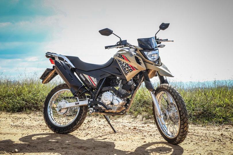Yamaha XTZ 150 Z Crosser 2018