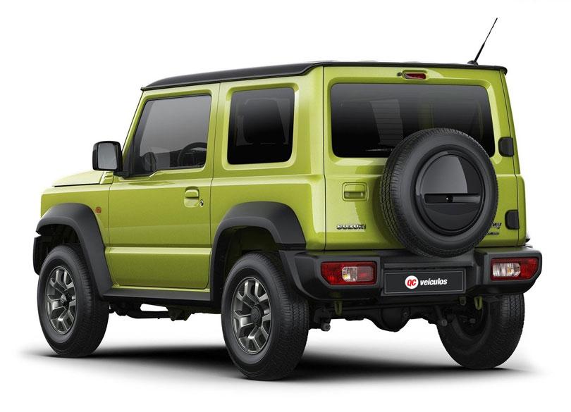 Suzuki-Jimny-2019-traseira