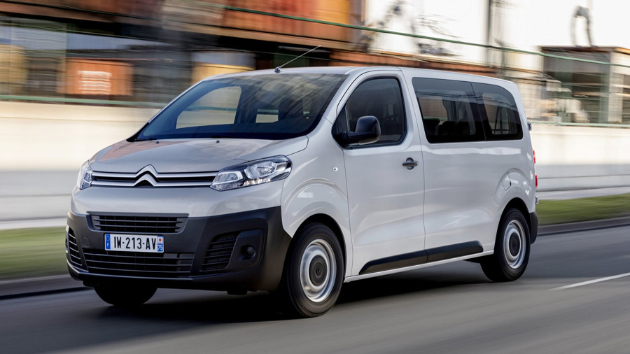 Citroen Jumper 2019