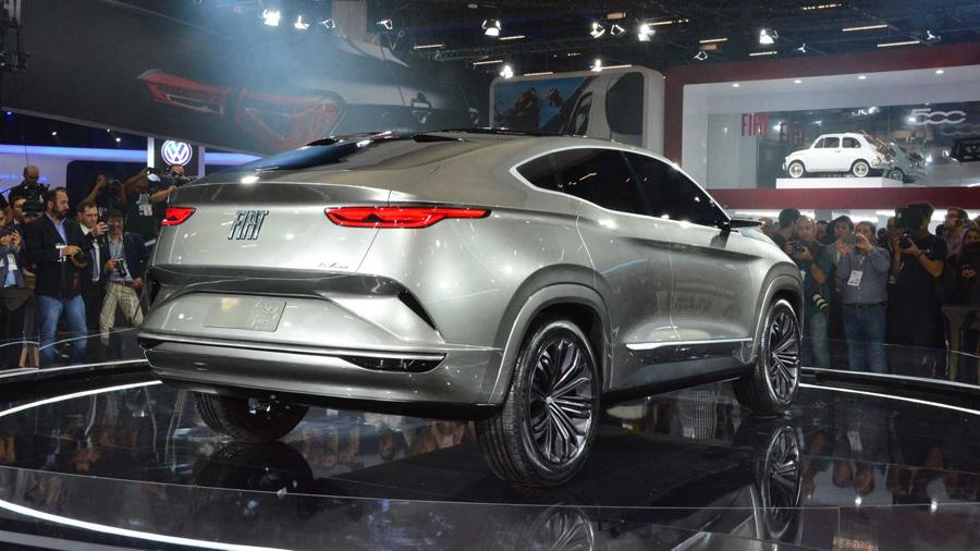 Fiat Fastback 2020