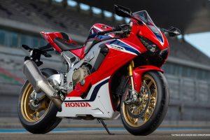 Honda Fireblade 2019