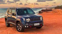 Mini Jeep Renegade 2019