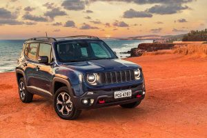 Mini Jeep Renegade 2019