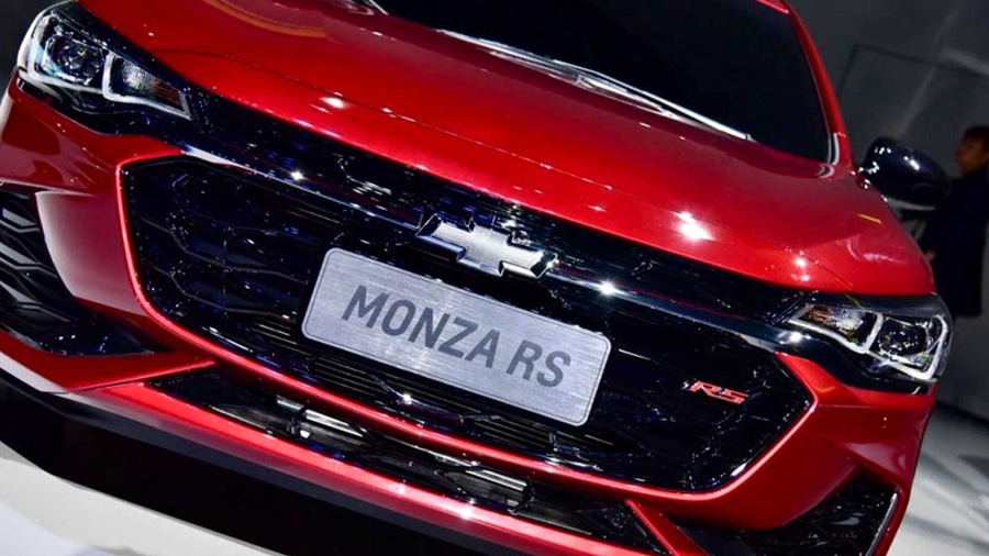 Novo Monza 2019 estreia na China e pode chegar ao Brasil ...